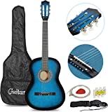 Smartxchoices 6 String 38' Acoustic Guitar w/Gig Bag Strap...