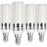HZSANUE E14 Bombillas Maíz LED 15W, Pequeño Tornillo Edison Bombilla, 3000K Blanco Cálido, 1500LM, Bombillas Incandescentes de 120W Equivalentes, No Regulable, Paquete de 4