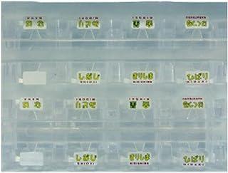 TOMIX Nゲージ トレインマーク 583系 用 文字 A 0830 鉄道模型用品