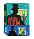 Mais aventuras de Arsène Lupin - Kit com 3 livros