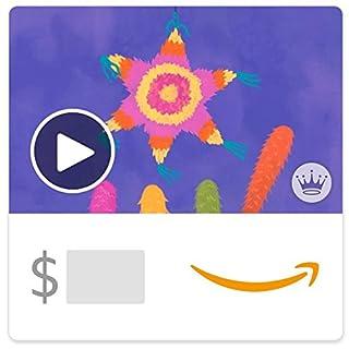 Amazon eGift Card -Feliz Cumpleanos (Animated) [Hallmark] (B06XX31HZD) | Amazon price tracker / tracking, Amazon price history charts, Amazon price watches, Amazon price drop alerts