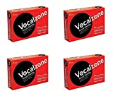 (4 Pack) - Vocalzone Vocalzone Throat Pastille Tablets | 24s | 4 Pack - Super Saver - Save Money