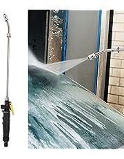 Waterspuit, hogedruk tuinslang mondstuk airconditioners met metalen en engineering plastic spuitpesticiden voor autoruis