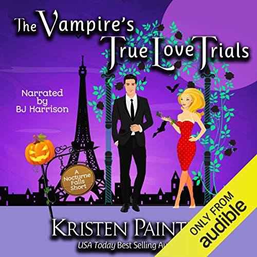 The Vampire's True Love Trials Titelbild