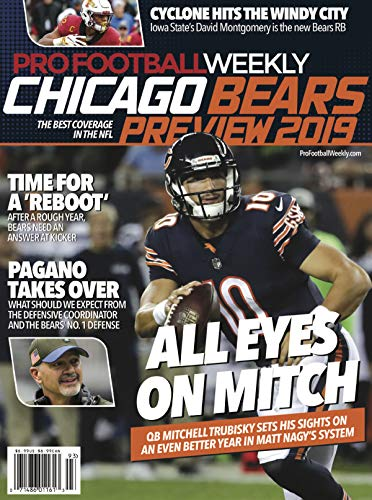 Pro Football Weekly Chicago Bears Preview 2019: The Best Coverage In The NFL (English Edition)