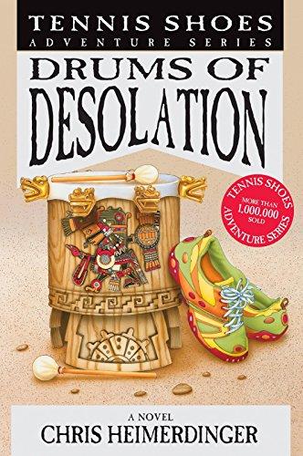 Tennis Shoes Adventure Series, Vol. 12: Drums of Desolation (English Edition)
