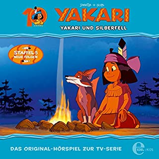 Yakari und Silberfell. Das Original-Hörspiel zur TV-Serie Titelbild