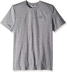 Calvin Klein Newport - Camiseta para hombre, material transpirable que absorbe la humedad