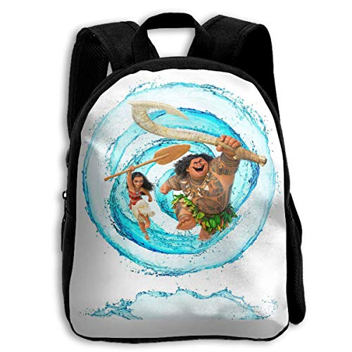 DJNGN Moana Action Figure Children School Bag Nursery Mini School Bags Travel Backpacks Book Bag