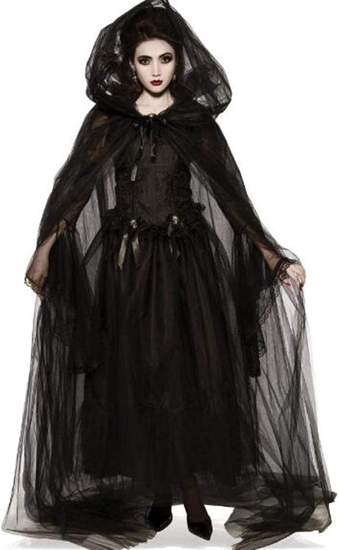 SE Costume Kostüm-3311 Damen Halloweenkostüm Vampir Braut Cosplay Langer Rock + Umhang B07HFLTXZN  Qualitätskönigin   | Auktion