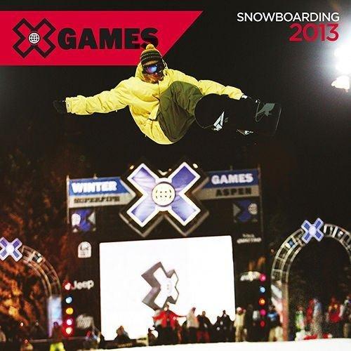 Snowboarding 2013: Snowboarden - Original Browntrout-Kalender