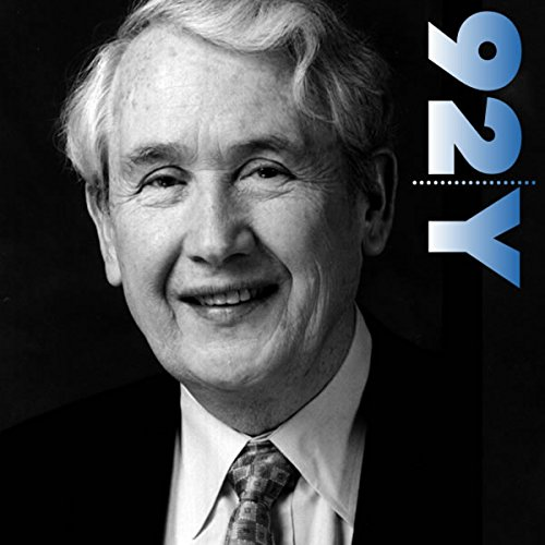 Frank McCourt at the 92nd Street Y audiobook cover art