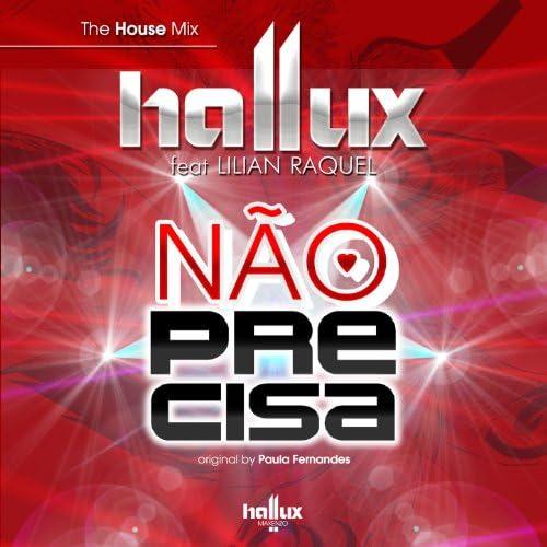 Hallux Makenzo feat. Lilian Raquel