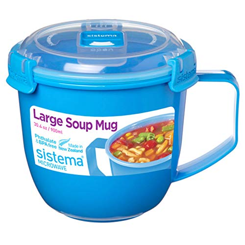 Sistema to go Suppentasse, 900 ml