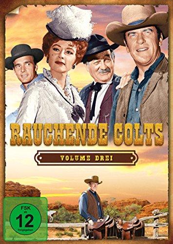 Rauchende Colts - Volume 3 (9 DVDs)