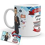 Kembilove Taza de Café del Mejor Departamento de Marketing del Mundo – Taza de Desayuno para la Oficina – Taza de Café y Té para Profesionales – Tazas para Trabajadores de Departamentos de Marketing