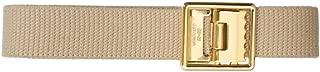 US Marine Corps Web Belt w/ 24k Buckle