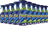 Flash Ultra Power Anti-Bacterial Spray, Kitchen & Bathroom <span class='highlight'>Clean</span>er, Fresh, 5 Litres (500 ml x 10)
