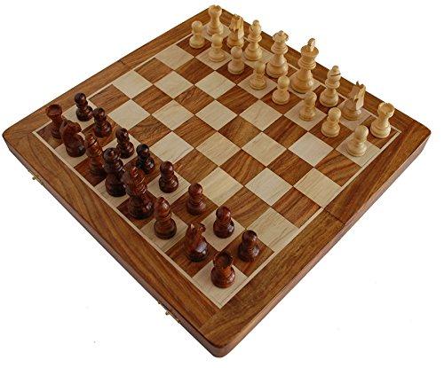 StonKraft Jeu d'échecs en Bois...