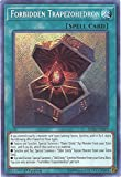 Yu-Gi-Oh! - Forbidden Trapezohedron - SHVA-EN019 - Secret Rare - 1st Edition - Shadows In Valhalla