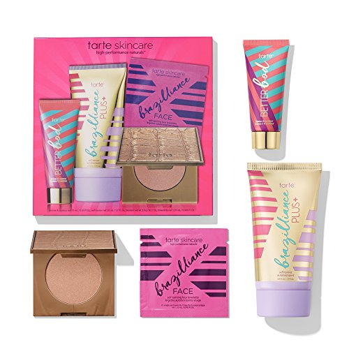 Tarte Girls Just Wanna Have Sun 4 Piece Set - Better Bod, Park Ave Princess Bronzer, Brazilliance...