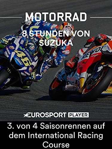 Motorrad: FIM Langstrecken-WM - 8 Stunden von Suzuka (JPN)