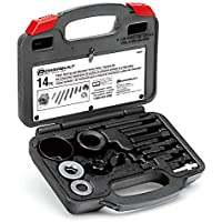 Powerbuilt Power Steering and Alternator Pulley Remover & Installer Kit