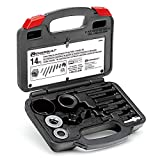 Alltrade 648605 Kit 20 Power Steering and Alternator Pulley Removal and Installation Tool ...