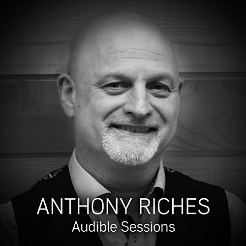 Anthony Riches audiobook cover art