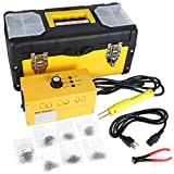 BELEY Car Bumper Repair Plastic Welder Kit, 110V Hot Stapler...