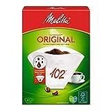 Melitta 102 - Bolsas de filtro (3 zonas aromáticas, 80 unid
