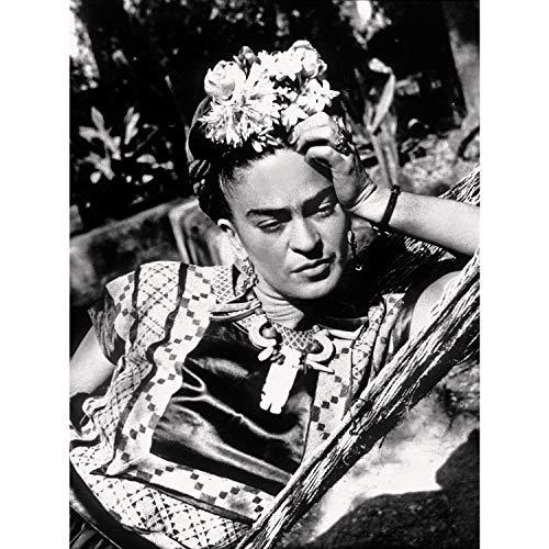 Fabulous Poster Affiche Photo de Star Célébrité Frida Artiste Peintre Original 14 30x38cm