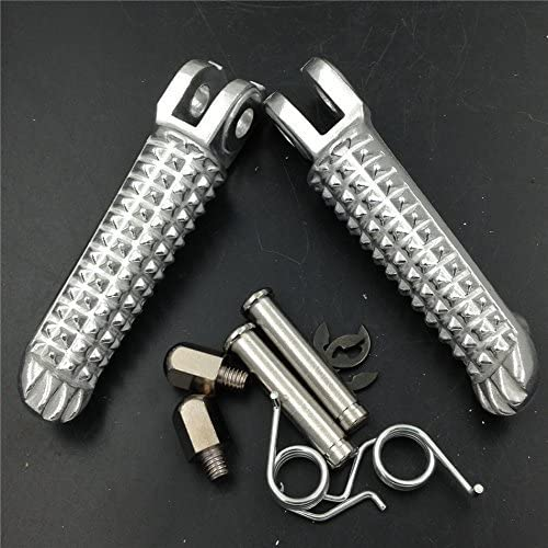 SMT-Front Max 60% OFF Foot Pegs Ranking TOP2 Footrest Compatible YZF-R6 YZF YZF-R1 with R