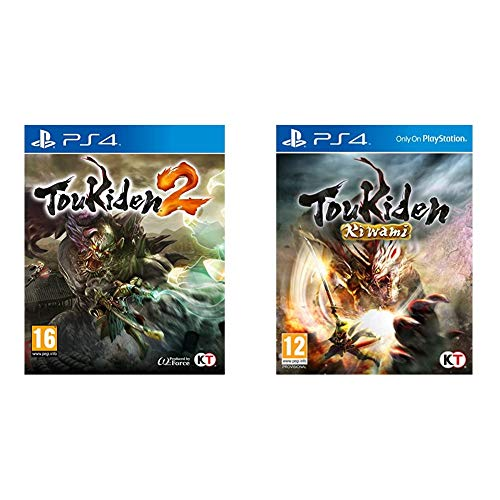Tecmo Koei Toukiden 2 PlayStation 4 & Capcom Toukiden Kiwami Playstation 4