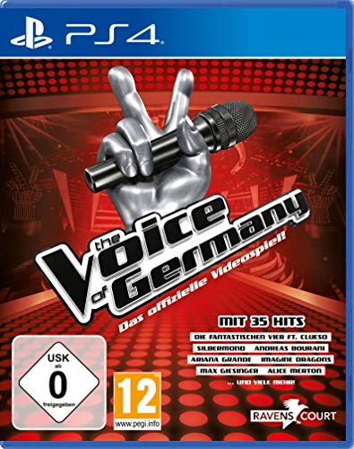 The Voice of Germany - Das offizielle Videospiel [Playstation 4]