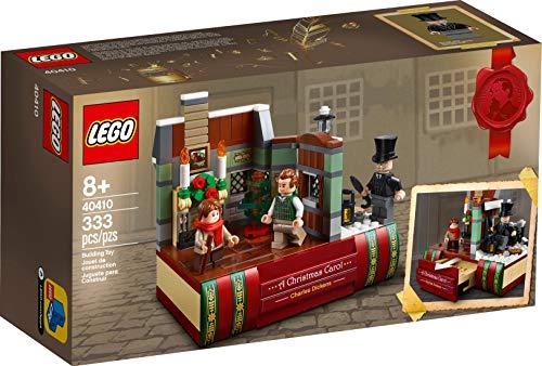 Lego Holiday Charles Dickens Tribute a Christmas Carol