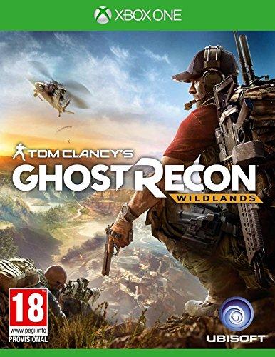 Ubisoft Tom Clancy's Ghost Recon Wildlands, Xbox One Basic Xbox One ESP videogioco
