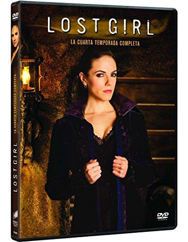 Lost Girl - Temporada 4 [DVD]