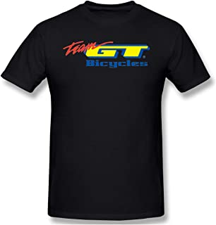 Mens Cool GT Bicycles Team T Shirt XXL Black