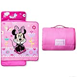 Disney Minnie Mouse - Alfombrilla para siesta con manta