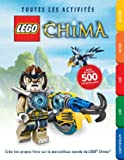 Lego Legends of Chima, Le carnet de jeux
