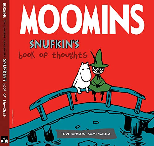 Jansson, T: Moomins: Snufkin's Book Thoughts