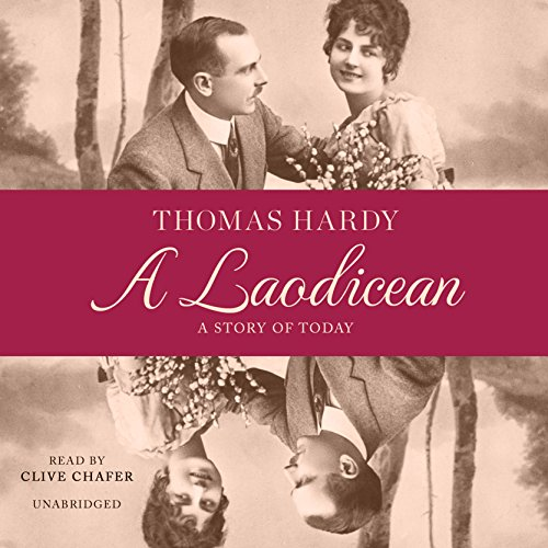 A Laodicean audiobook cover art