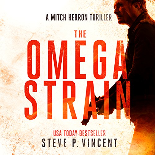 Couverture de The Omega Strain