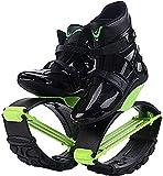 LILI Zapatos para Saltar, Zapatos De Rebote Unisex Botas De Rebote para Dar Forma Al Cuerpo para Hacer Ejercicio Físico,L