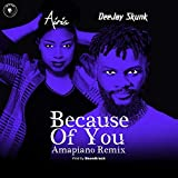 Because of You (Amapiano Remix)