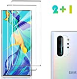 [2 Pack] Galaxy Note 10 Plus Screen Protector Tempered Glass...