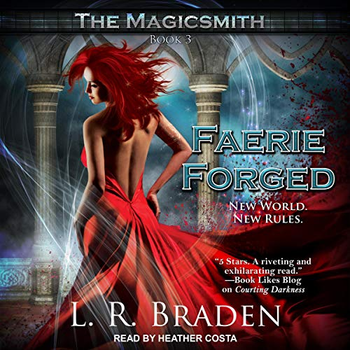 Faerie Forged cover art