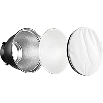 Wecnday-Home Photography Situation 30cm//40cm Round Soft Mask Top Flash Soft Cover Softbox Soft White Diffuser Sock for Studio Strobe Reflector Photography Light Reflector Outdoor Lighting