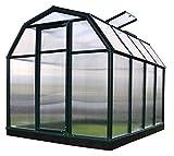 Smart 34 - Invernadero (259 x 197 x 193 cm, con ventana de techo,...